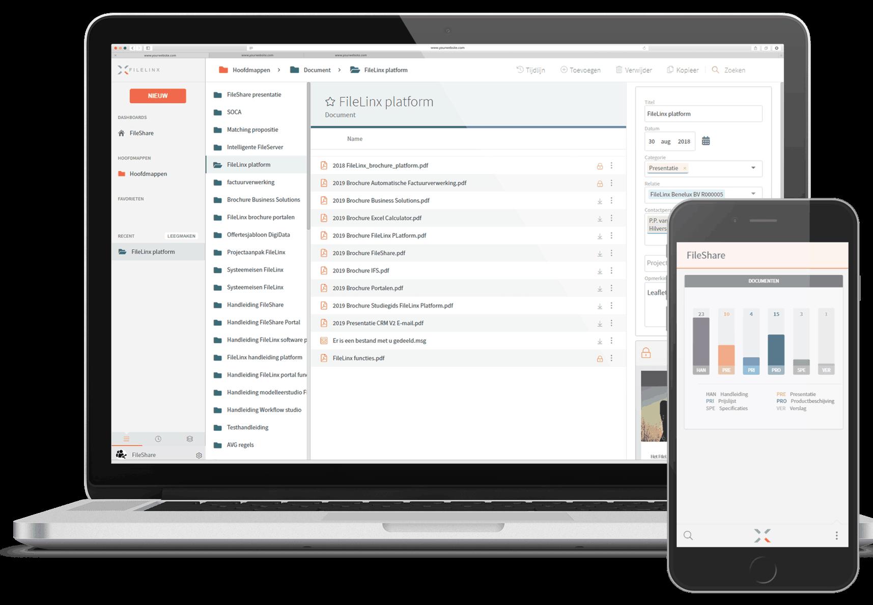 Mock-up_FileServer en Dashboard